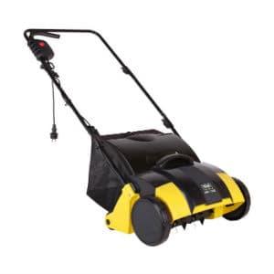 køb den gode kombi maskine til den velplejet græsplæne