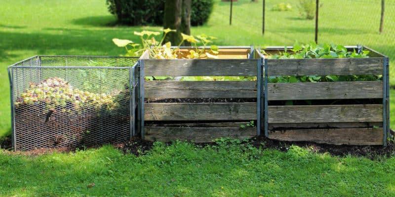 Brug en kompostbeholder guide til at vælge