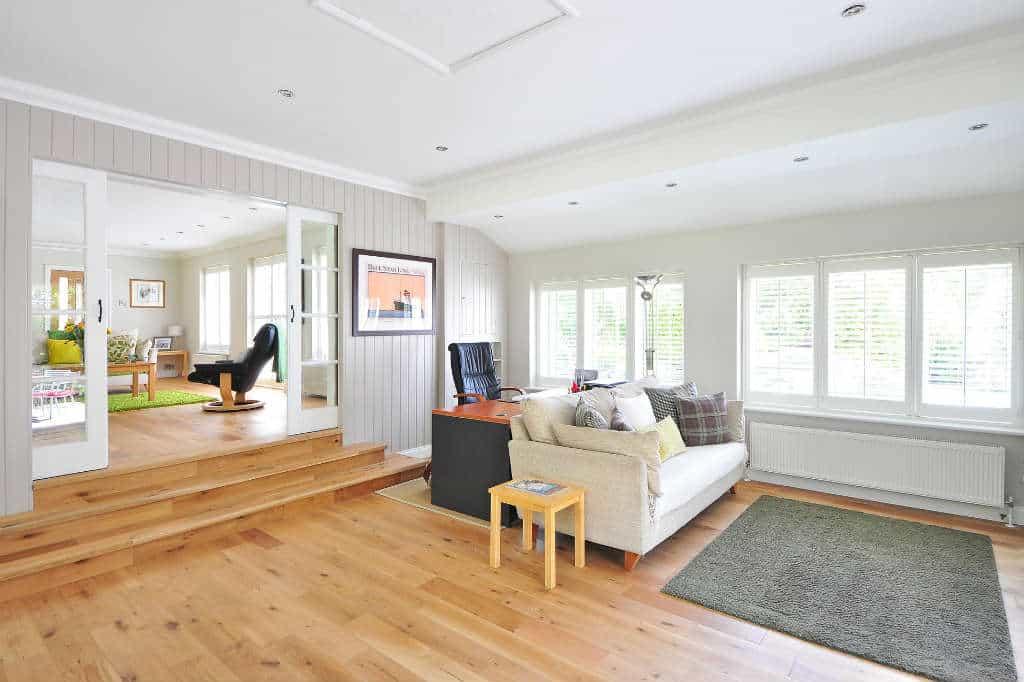 køb gulvafhøvling til boligens trægulve