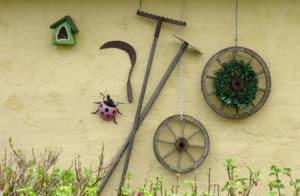 Nyttige redskaber til haven her i foråret