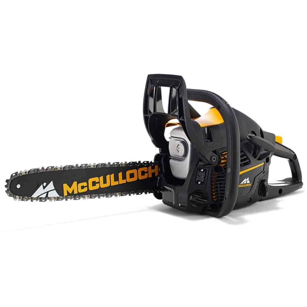 McCulloch CS 380 bedst i test motorsav