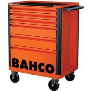 Bahco værkstedsvogn med 6 skuffer
