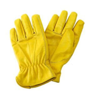 Luxury Leather handske