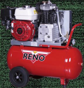 Benzin stempelkompressor Reno 550/50
