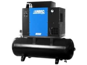 ABAC 10/270 400V-3 10 HK stationær skruekompressor