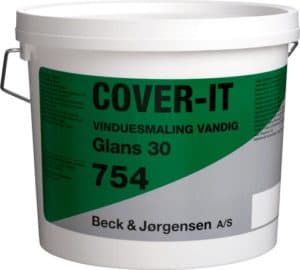 B&J 754 Cover IT Vinduesmaling