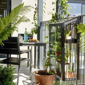 Juliana Urban Balcony Minidrivhus