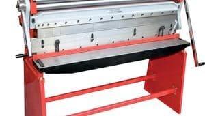 Universal plade bearbejdningsmaskine Holzmann UBM 1070
